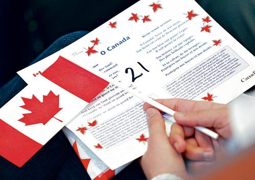 去加拿大生孩子签证